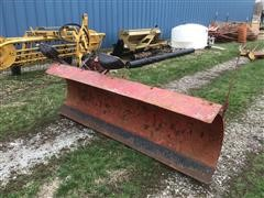Western Pro Plow #60381 Front Mount Snow Blade