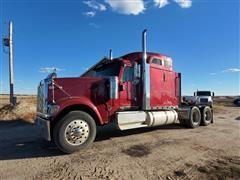 2000 International 9900ix T/A Truck Tractor