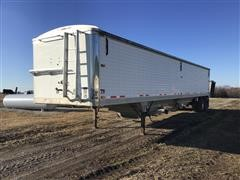 2010 Timpte H4302 Super Hopper T/A Grain Trailer