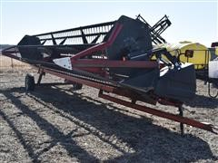 1999 Case IH 1020-25 Flex Header W/Transport