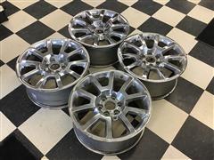 2013 GMC Denali Aluminum Rims
