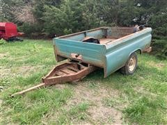 Chevrolet Pickup Bed Trailer With Generator Mount