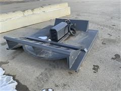 Skid Steer Rotary Mower