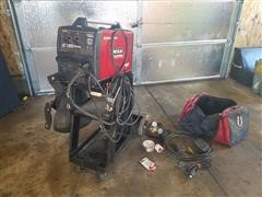 Lincoln Electric Power Mig Wire Welder