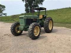 1990 John Deere 2955 4WD Tractor
