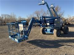 2012 Genie Z45/25J-DF/OBG 4x4 Boom Lift