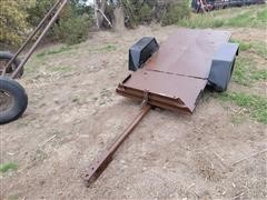 Homemade Tilt Bed Trailer