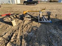 Danuser 3-Pt Post Hole Digger