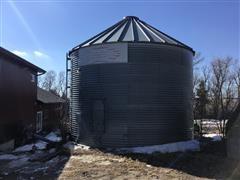 York Grain Bin