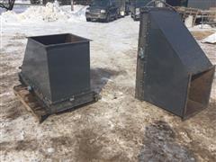 Schlagel Air Operated Gates
