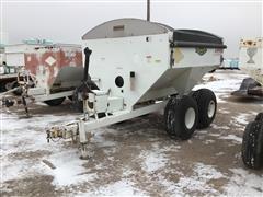 Dempster 200S/250SB Dry Fertilizer Spreader
