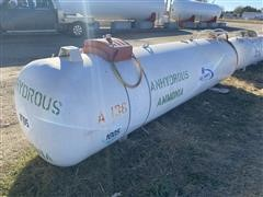Trinity Above Ground Anhydrous Tank