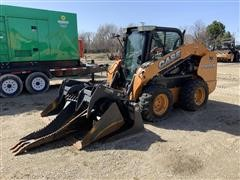 2014 Case SV250 Skid Steer Loader (INOPERABLE)