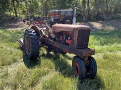 1952 Allis-Chalmers WD 2WD Tractor & Mower