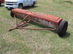New Idea 121E Easy Flow Pull Type Grass Seeder
