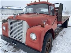 1971 International Loadstar 1600 S/A Flatbed Truck (INOPERABLE)