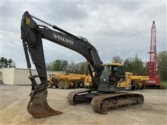 2015 Volvo ECR305CL Excavator