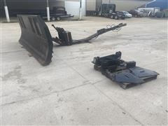 Grouser AG220 14' Blade W/FH400 Front Hitch