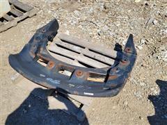 Case Front Weight Bracket