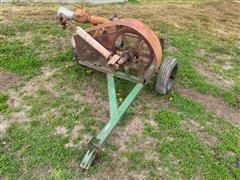 Berkeley B3ZRMCCW Pump On Cart