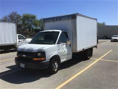 2004 Chevrolet Express Van Truck
