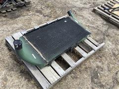 John Deere 6710 Air To Air Condenser