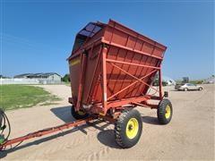 Richardton / Sunflower 8020-750 Low Profile High Lift Silage Forage Dump Wagon