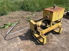 T-L Hyd Pivot Pump Unit