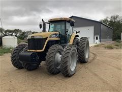 AGCO MT635B MFWD Tractor