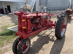1937 Farmall F12 2WD Tractor