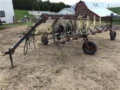 M&W DF12 Wheel Rake