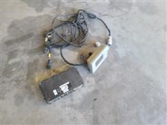 AGCO Hesston GTA Monitor CPU And Harness