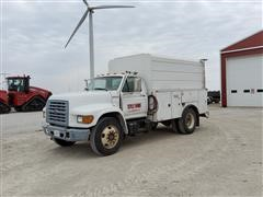 1999 Ford F Series Service Truck