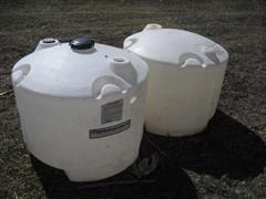 Snyder 100-Gallon Poly Tanks