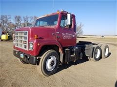1987 International F-2275 T/A Truck Tractor