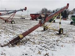 "Farm King 10X31PA 10"" X 31' Unloading Auger"