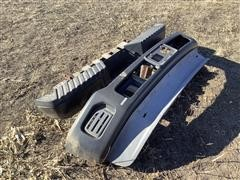 2011 Ford F250 Front & Rear Bumper