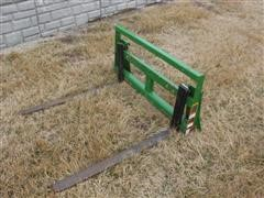 Frontier Quick Attach Utility Tractor Pallet Forks