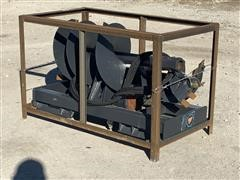 2020 Wolverine Post Hole Digger Skid Steer Attachment