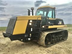 1995 Caterpillar Challenger 70C Tracked Tractor