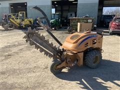 Astec Earth Pro RT 160 Walk Behind Trencher