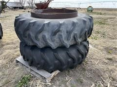 CO-OP 18.4R38 Clamp-On Duals