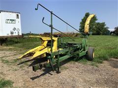 John Deere 3800 Forage Harvester