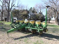 1976 John Deere 7000 6R30 Pull-Type Planter