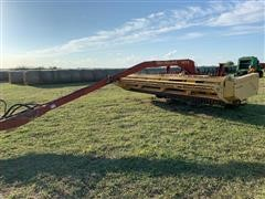 1997 New Holland 1475 Pull Type Mower Conditioner