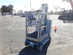 2012 Genie GR20 Vertical Mast Lift