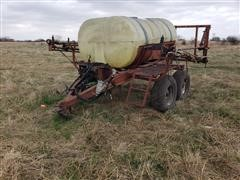 Kuker 40' Pull-Type Sprayer