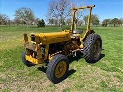 1976 Massey Ferguson 20 2WD Tractor