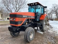 1995 AGCO Allis 9670 2WD Tractor