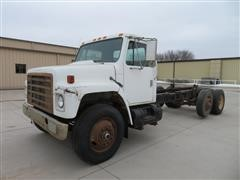 1984 International 1754 T/A Cab & Chassis